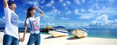 海南椰风四天单汽单飞游