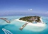 马尔代夫娜拉杜岛