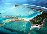 马尔代夫瓦宾法鲁岛