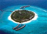 马尔代夫玛娜法鲁岛