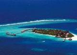 马尔代夫蓝娜里岛(绚丽岛)